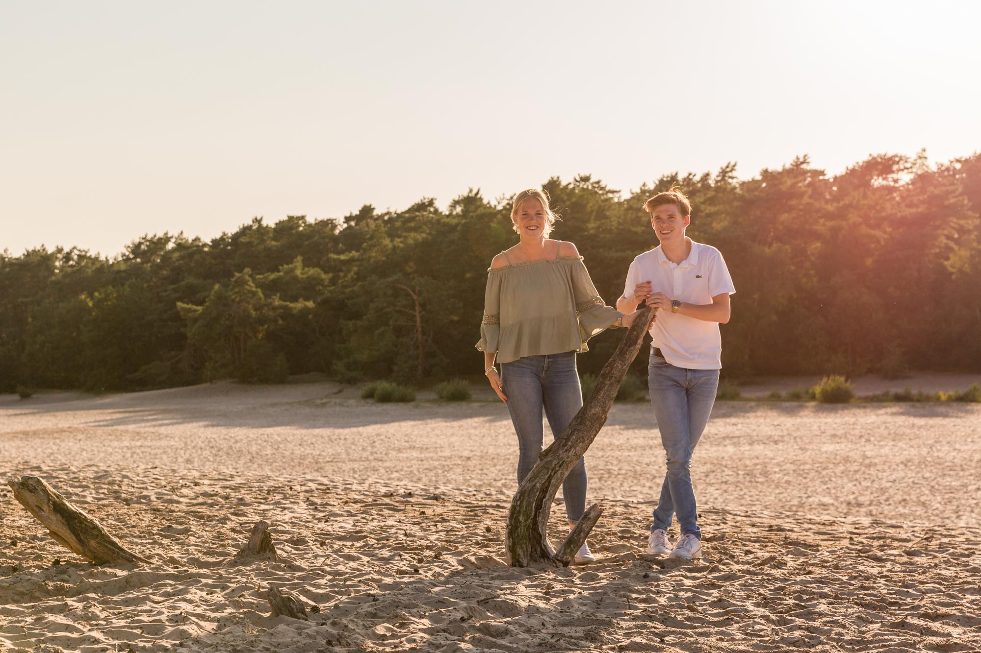 Gezinsfotograaf in Amersfoort, Nijkerk, Hoevelaken en omgeving, voor gezinsreportage. Gezinsfotoshoot door Mayra Fotografie. Soesterduinen fotoshoot